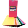 "Hygloss Bright Color Bagz - 50 Piece(s) - 8.5"" x 4.5"" x 2.5"" - 50 / Pack - Assorted - Paper"