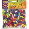 Creativity Street Pop Beads - 300 Piece(s) - 300 / Pack - Assorted - Plastic