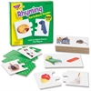 Trend Jigsaw Puzzle - Skill Learning: Matching, Vowels, Word, Sound, Rhyming - 48 Pieces