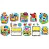 Trend BlockStars! Bulletin Board Set - Learning, Encouragement Theme/Subject - Star Student, Dog, Cat, Label - Multicolor - 23 / Set