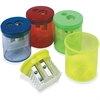 """Eisen Two-hole Sharpener - 2 Hole(s) - 2.5"""" Height x 1.3"""" Width - Assorted"""