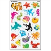 Trend Large Sea Animal superShapes Stickers - Animal Theme/Subject - Animal - Self-adhesive - Acid-free, Fade Resistant, Non-toxic, Photo-safe - Multicolor - 160 / Pack