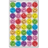 Trend Silly Smiles Colored Super Sport Stickers - Smilies - Self-adhesive - Acid-free, Fade Resistant, Non-toxic, Photo-safe - Blue, Red, Yellow, Green, Orange, Purple, Pink - 160 / Pack