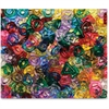 ChenilleKraft Stringing Ring Beads - 220 Piece(s) - 220 / Set - Assorted