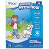Mead Success In Preschool Workbook Learning Printed Book - Book - 320 Pages
