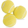 "Champion Sports Tennis Ball - 3 / Pack - 2.50"" - Rubber - Yellow"