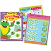 Trend Counting 0 to 31 Wipe-off Book Learning Printed Book - Book - 28 Pages