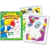 Trend Numbers 1-31 Dot to Dot Wipe-off Book Learning Printed Book - Book - 28 Pages