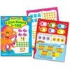 Trend I Can Count 1-100 Wipe-off Book Learning Printed Book for Mathematics - Book - 28 Pages