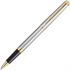 Waterman Hemisphere Rollerball Pen - Fine Point Type - Black - 1 Each