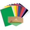 "WonderFoam Peel/Stick Sheets - 9"" x 12"" - 20 / Pack - Assorted - Foam"