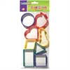 ChenilleKraft 8-pc Shapes Dough Cutters - 8 / Set - Assorted - Plastic