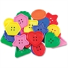 "Roylco Really Big Buttons - 2"" - 30 / Pack - Assorted"