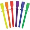 "Roylco Goo Spreader Art Tool - 4"" - 10 / Pack - Assorted - Plastic"