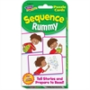 Trend Sequence Rummy Challenge Cards - Educational
