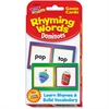 Trend Rhyming Words Dominoes Challenge Cards - Educational