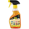 Goo Gone Spray Gel - Gel - 12 oz (0.75 lb) - Bottle - 6 / Carton - Orange