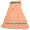 Genuine Joe Narrow Band Medium Mophead - Rayon, Cotton
