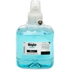 SKILCRAFT GOJO LTX-12 Pomegranate Handwash Refill - Pomegranate Scent - 40.6 fl oz (1200 mL) - Hand - Blue - Moisturizing, Bio-based - 1 Box