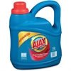 AJAX Advanced Liquid Laundry Detergent - Liquid Solution - 1.05 gal (134 fl oz) - 1 Each - Blue