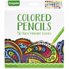 Crayola 50-count Colored Pencils - Assorted Lead - 50 / Each