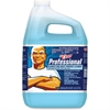 Mr. Clean Prof Multi-Purp Cleaner - Ready-To-Use Liquid Solution - 1 gal (128 fl oz) - 1 Bottle - Blue, Translucent