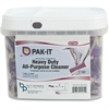 Big 3 Packaging PAK-IT Heavy Duty All-Purpose Cleaner Paks - Concentrate - 100 / Each - Purple