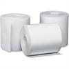 "Business Source Thermal Paper - 3.13"" x 230 ft - 10 / Pack - White"