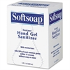 Softsoap Hand Gel Sanitizer - 27.1 fl oz (800 mL) - Kill Germs - Hand - Multicolor - Anti-bacterial, Fragrance-free, Moisturizing - 12 / Carton