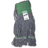 "Genuine Joe 5"" Headband Earth Mop Refill - Polyester Fiber"