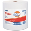 Wypall L30 Wipers Jumbo Roll - 950 Sheets/Roll - White - Reinforced, Soft, Perforated, Wet Strength, Light Duty - For General Purpose - 1 / Carton