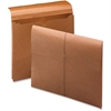 """Smead 100 Pct Recycled Redrope Wallet - Letter - 8 1/2"""" x 11"""" Sheet Size - 2"""" Expansion - Stock, Tyvek - Redrope - Recycled - 10 / Box"""