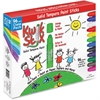 The Pencil Grip Kwik Stix 96-pc Tempera Paint Sticks - 96 / Each - Assorted