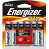 Energizer Max Plus PowerSeal AA Batteries - AA - Alkaline - 12 Pack