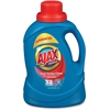 AJAX Advanced Dual Action Clean Laundry Detergent - Liquid Solution - 0.39 gal (50 fl oz) - Fresh ScentBottle - 6 / Carton