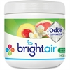 Bright Air Super Odor Eliminator Air Freshener - 14 fl oz (0.4 quart) - White Peach, Citrus - 60 Day - 6 / Carton