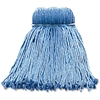 Layflat Screw-type Cut-end Wet Mop Head - Yarn