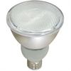 Satco 15-watt PAR30 CFL Floodlight - 15 W - 50 W Incandescent Equivalent Wattage - 120 V AC - 700 lm - PAR30 Size - Warm White Light Color - E26 Base - 10000 Hour - 4400.3°F (2426.8°C) Color T