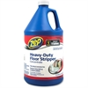 Zep Commercial Heavy-Duty Floor Stripper Concentrate - Concentrate Liquid Solution - 1 gal (128 fl oz) - 4 / Carton - Blue