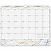 "Blue Sky Carrera Wall Calendar - Julian - Monthly, Daily - 1 Year - January till December - 1 Month Single Page Layout - 15"" x 12"" - Wire Bound - Wall Mountable - Multicolor - Writable Surface, Notes"