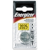 Energizer 2025 3V Watch/Electronic Battery - CR2025 - Lithium (Li) - 3 V DC - 72 / Carton