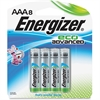 Energizer EcoAdvanced AAA Batteries - AAA - Alkaline - 192 / Carton