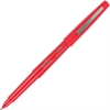 Integra Medium-point Pen - Medium Point Type - Red Water Based Ink - Red Barrel - 1 Dozen