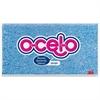 """O-Cel-O Large Sponge - 4.3"""" Height x 7.9"""" Width x 1.6"""" Depth - 12/Carton - Cellulose - Blue"""