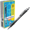 Paper Mate InkJoy 550 RT Pens - 1 mm Point Size - Black - 1 Dozen