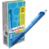 Paper Mate Inkjoy 300 RT Ballpoint Pens - 0.7 mm Point Size - Blue - Blue Barrel - 1 Dozen