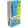 Paper Mate Inkjoy 300 RT Ballpoint Pens - 0.7 mm Point Size - Red - Red Barrel - 1 Dozen