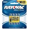 Rayovac Alkaline AAA Batteries - AAA - Alkaline - 192 / Carton