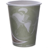 Eco-Products Evolution World PCF Hot Cups - 12 oz - 500 / Carton - Multi - Fiber - Hot Drink