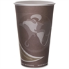 Eco-Products Evolution World PCF Hot Cups - 50 - 16 fl oz - 500 / Carton - Multi - Fiber - Hot Drink